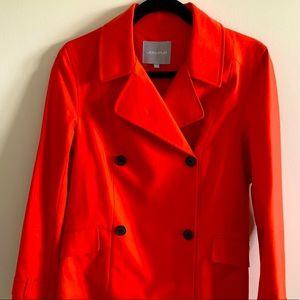 Orange Blazer/Jacket Size 38